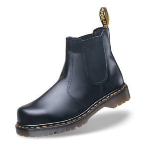 2028 Black Aircushioned Dealer Boot